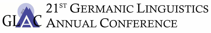 21st Germanic Linguistics Annual Conference